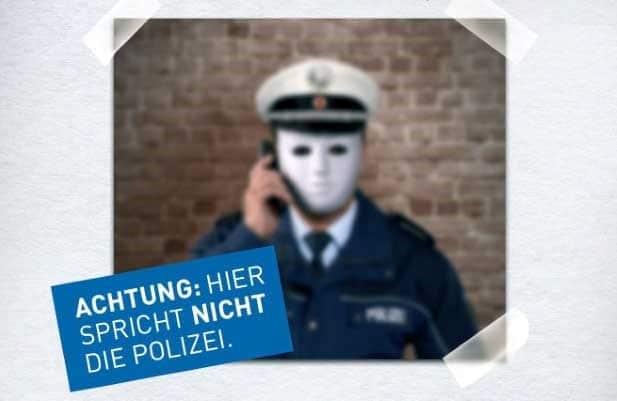falscher polizist